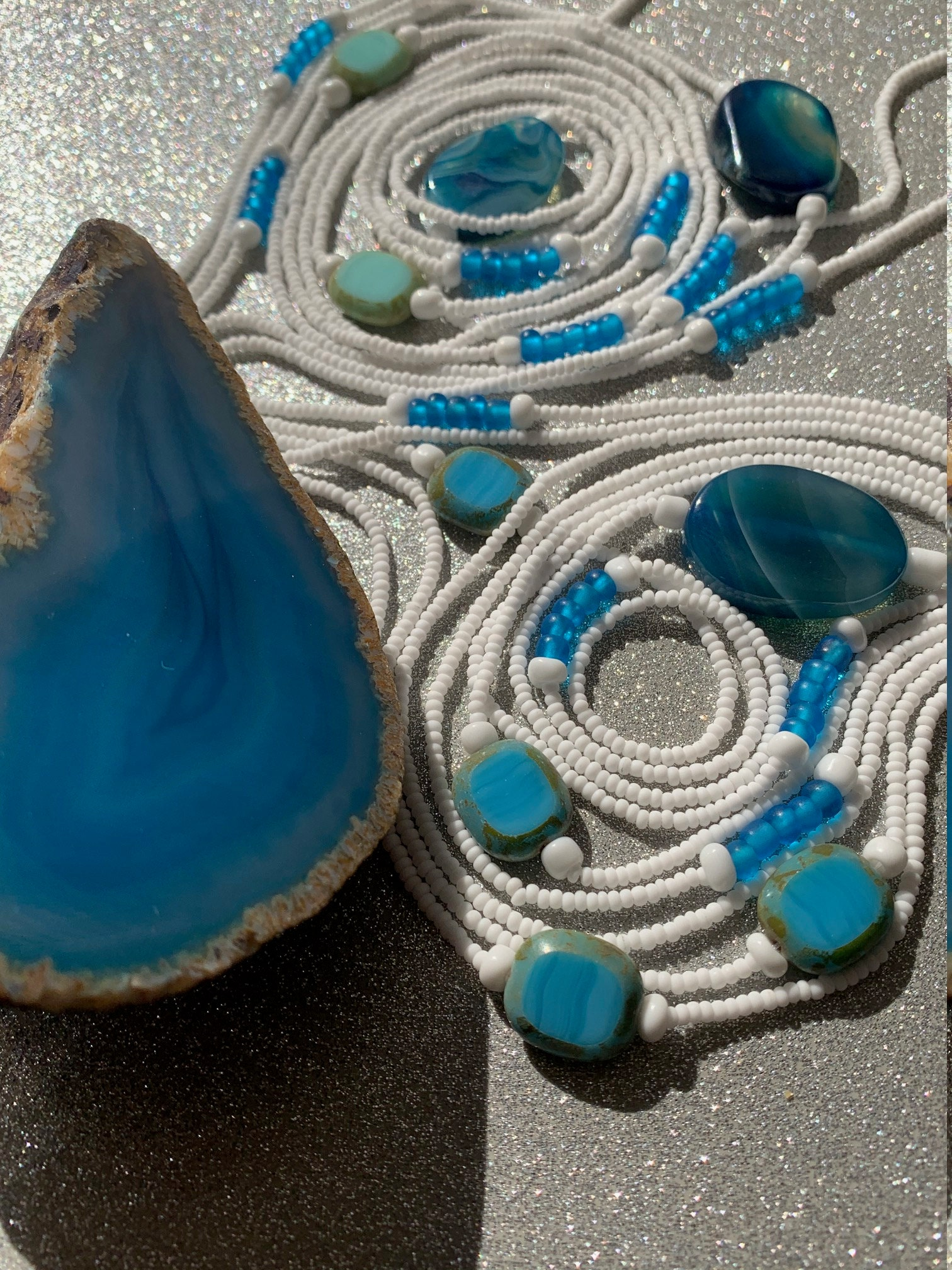 Tranquility Waistbeads