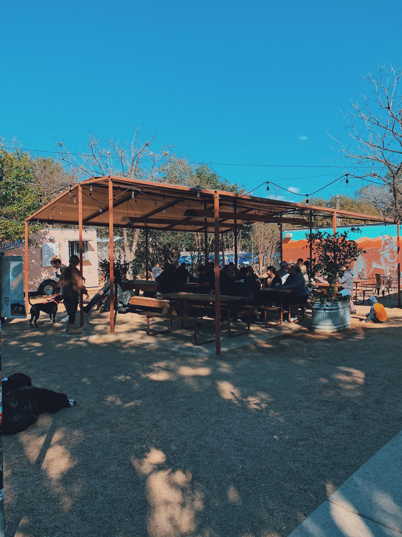 Radio Coffee Beer Austin Texas