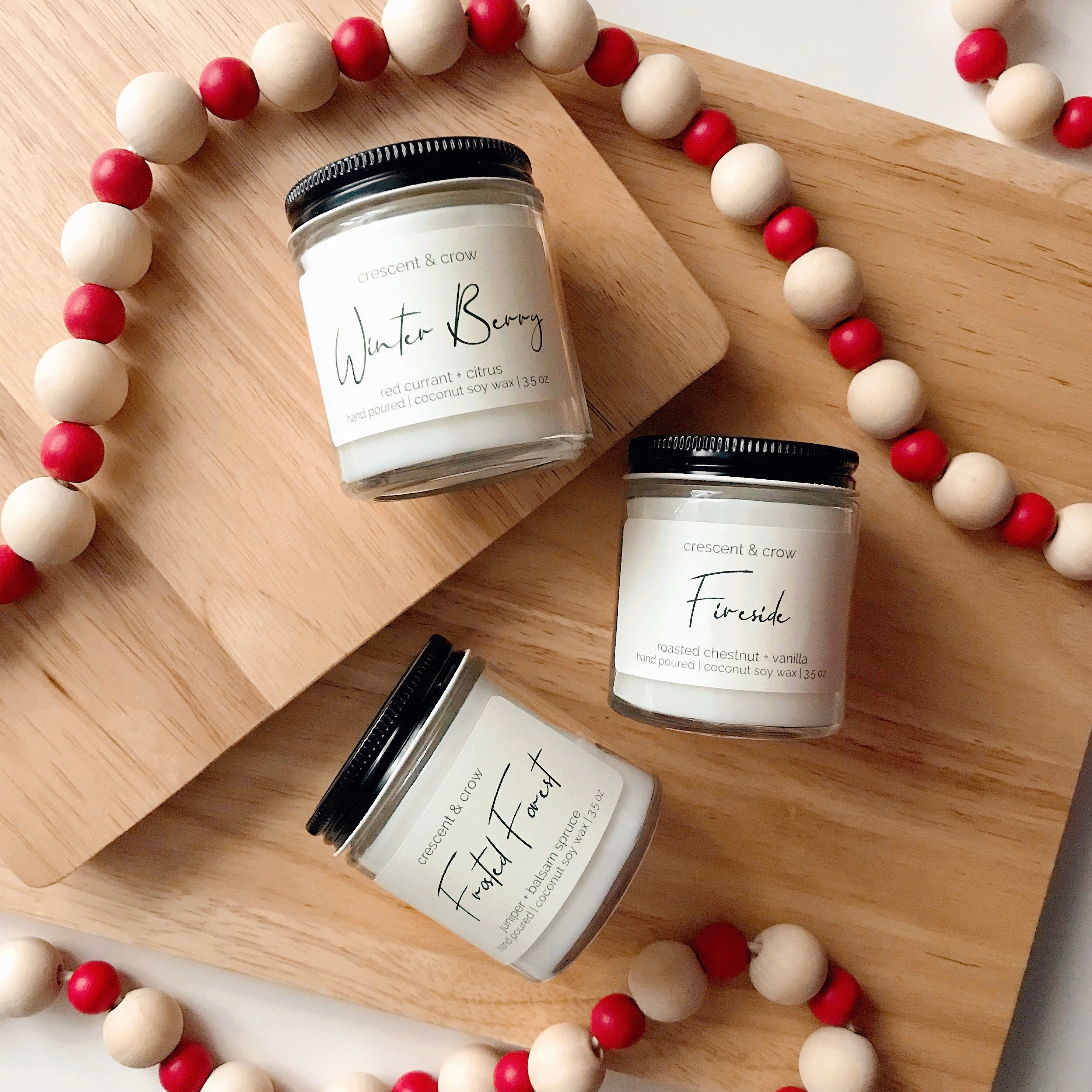 Try Me Trio - Winter Candle Collection