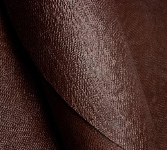 oak bark tan russian calf leather