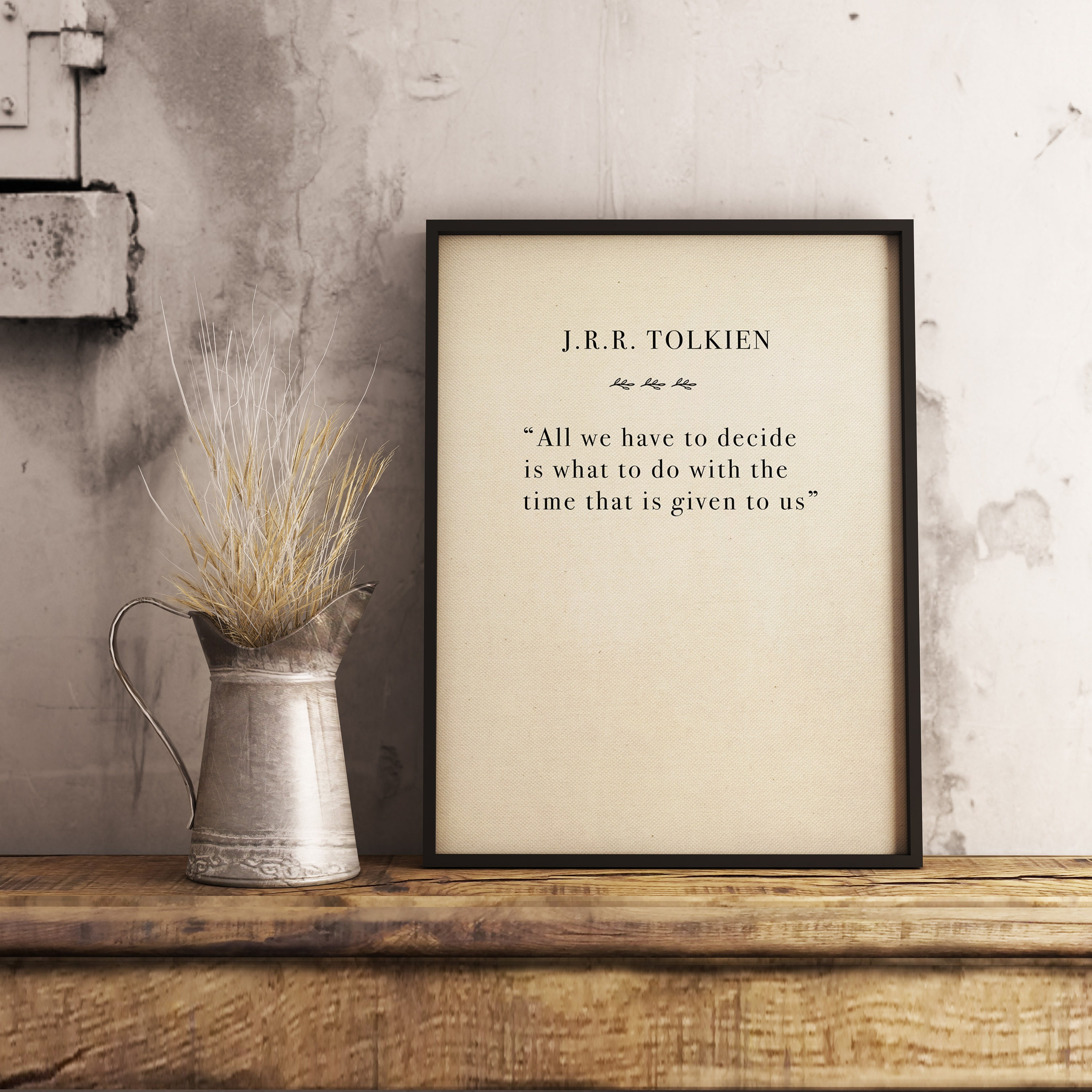 Tolkien Quote Printable