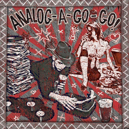 We're going to Dogfish Head's annual Analog-A-Go-Go! 2017