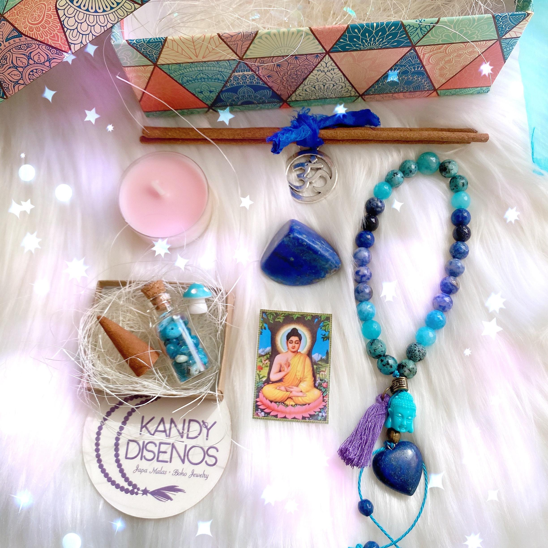 caja meditacion buda para el chakra garganta kandy disenos