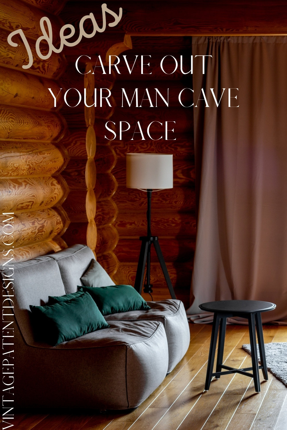 Carve out your man cave space - ideas to make it truly yours