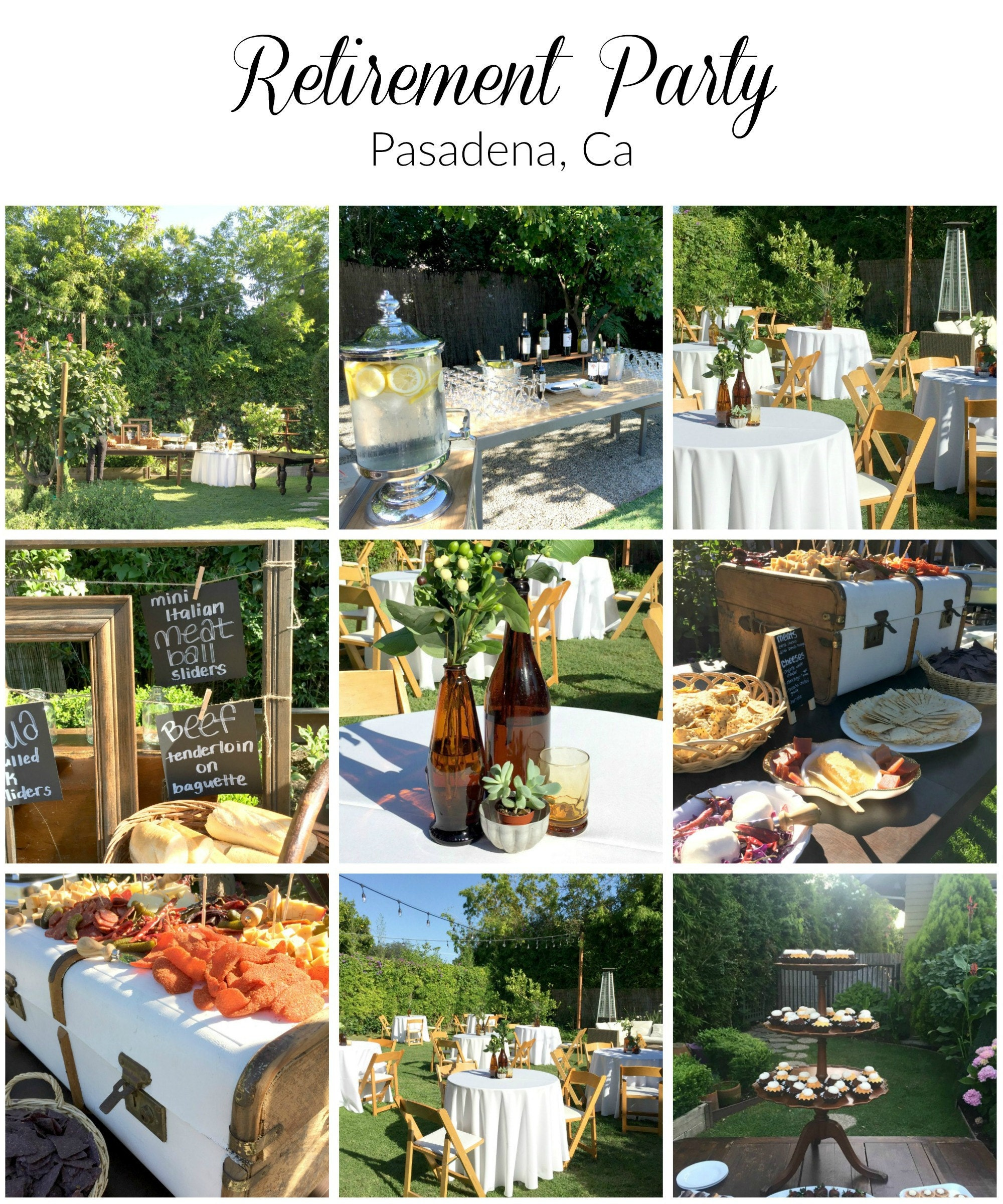 Mendez Manor Event Design