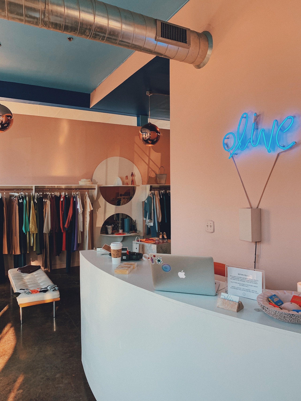 Shop Olive Boutique Austin Texas