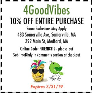 4goodvibes shop and online coupon