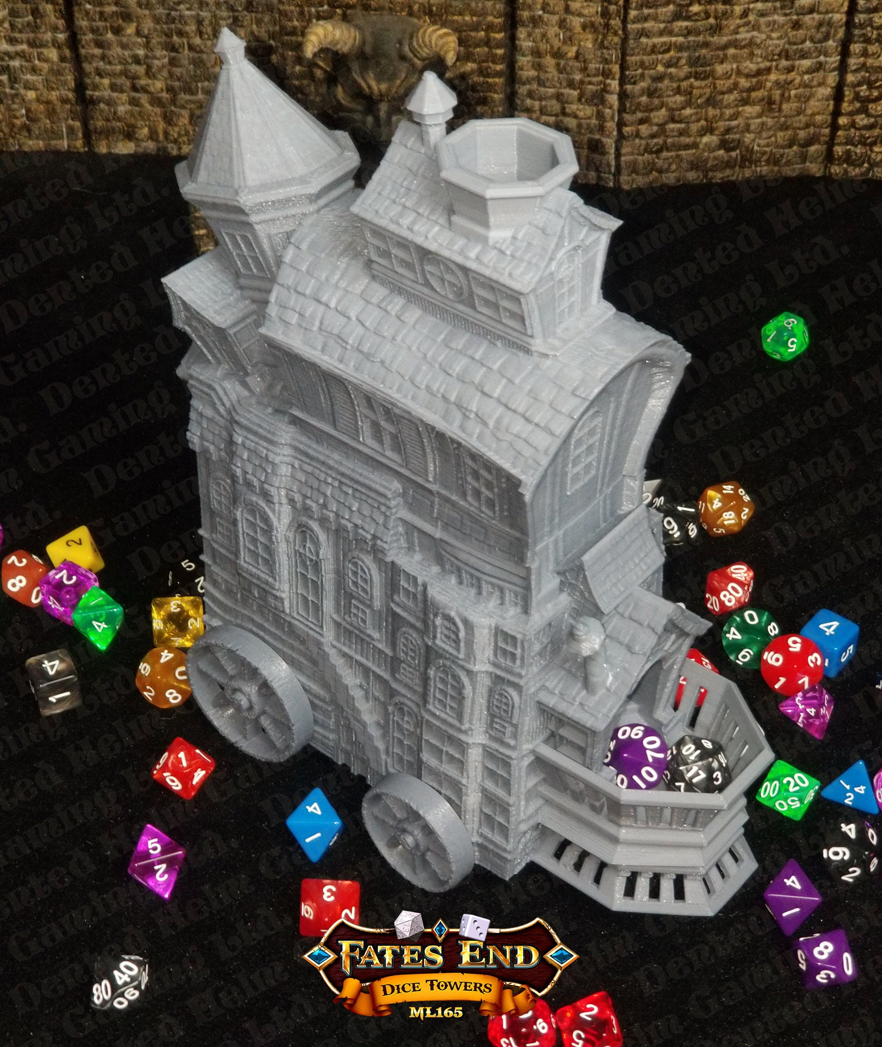 Merchant / Travellers Dice Tower