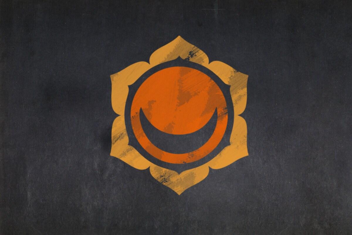 Svadhisthana orange chakra