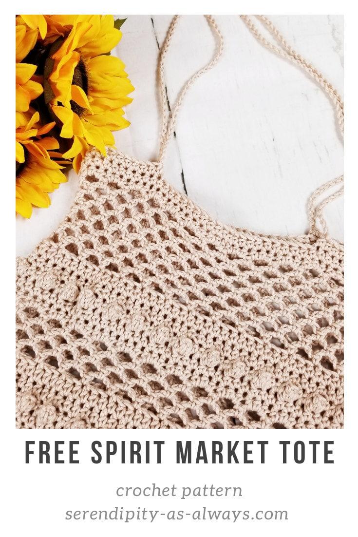 free spirit market tote