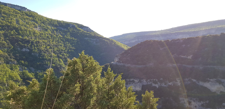Gorges de la Nesque Monieux