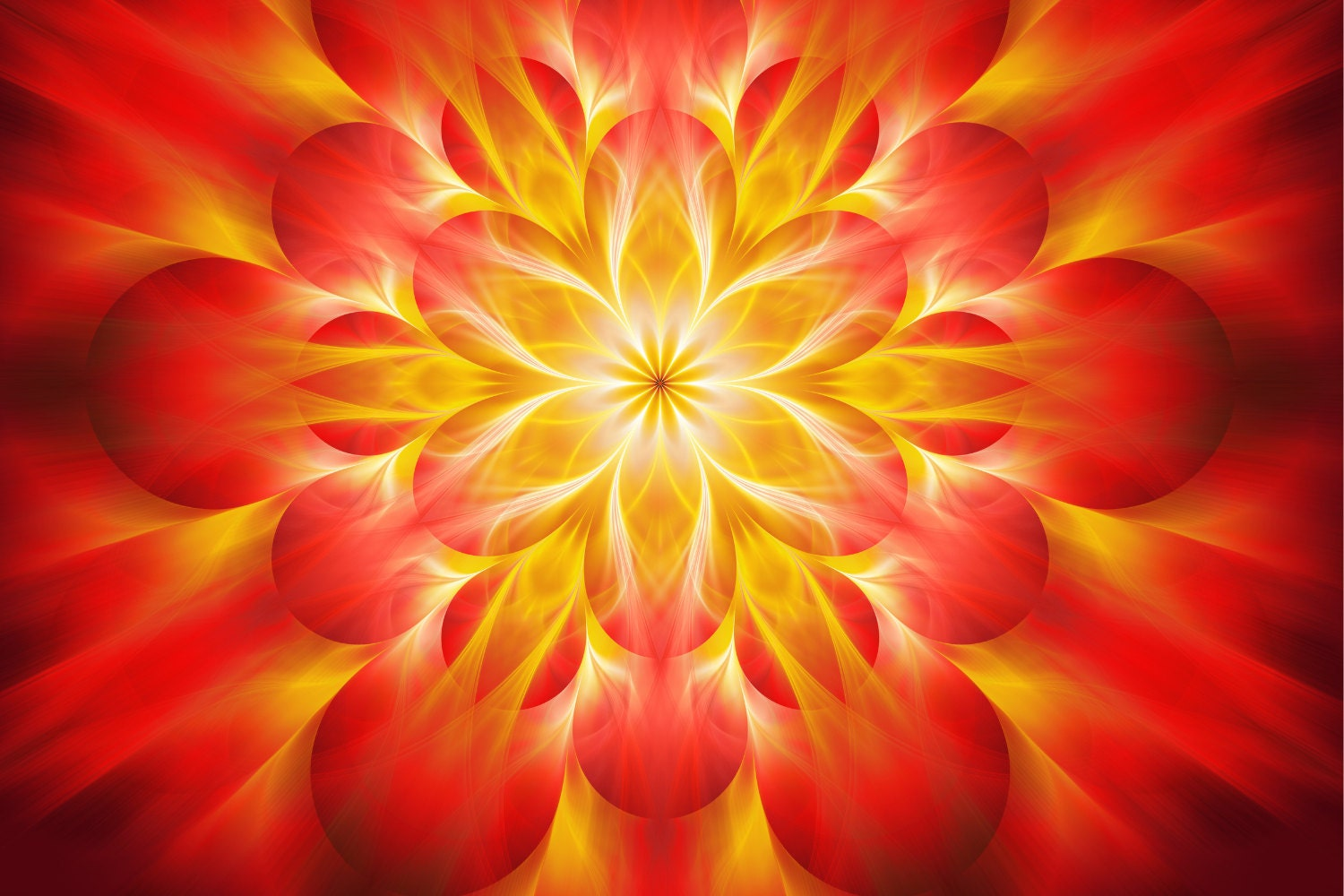 red color of root chakra