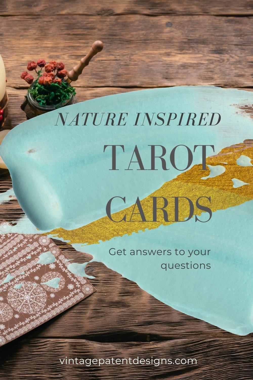 nature inspired tarot cards