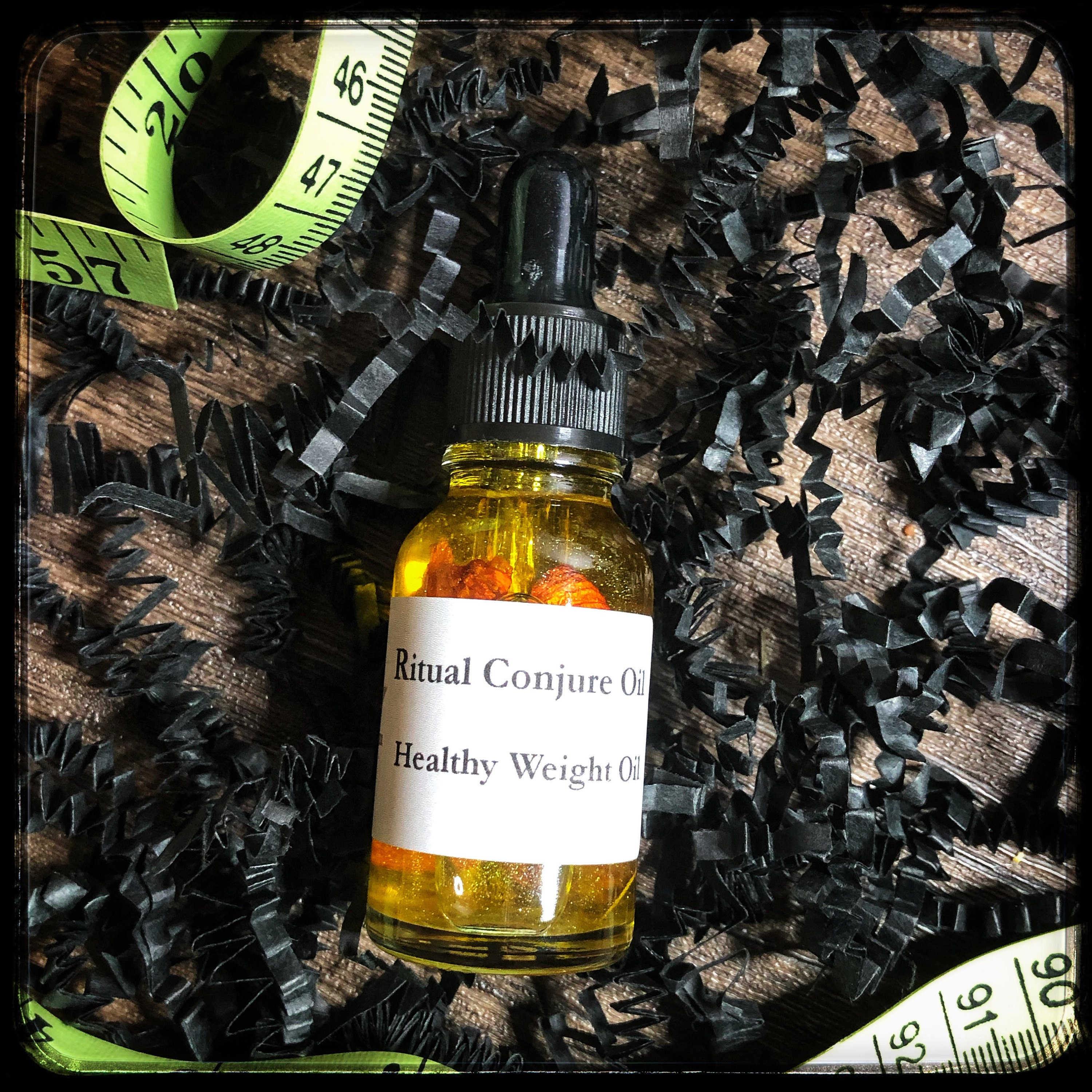ritual arts atelier healthy weight conjure oil