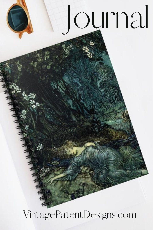 rackham print journal
