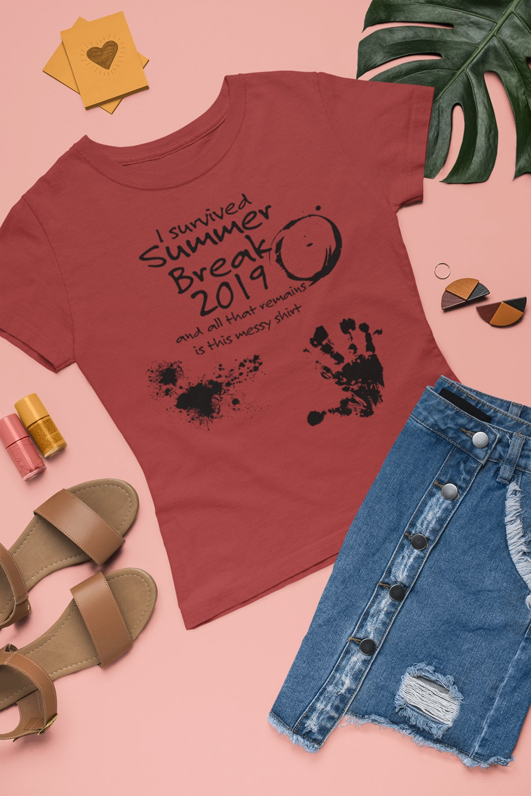 I survived Summer Break 2019 - Limited Edition T-shirt