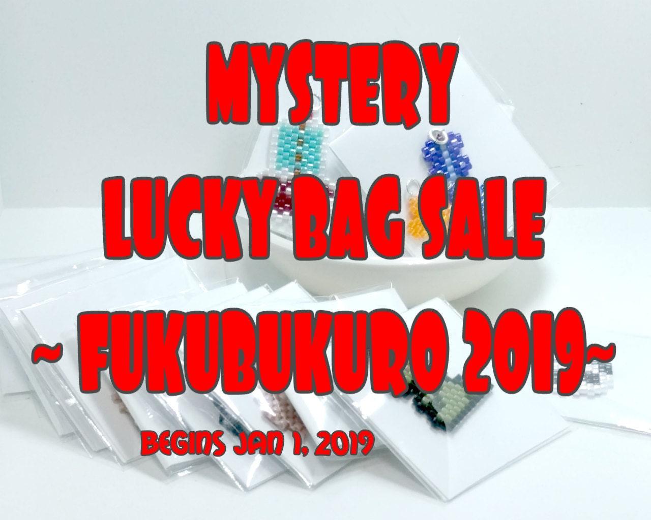 Fukubukuro Lucky Bag Sale 2019 www.BeadCrumbsHawaii.com