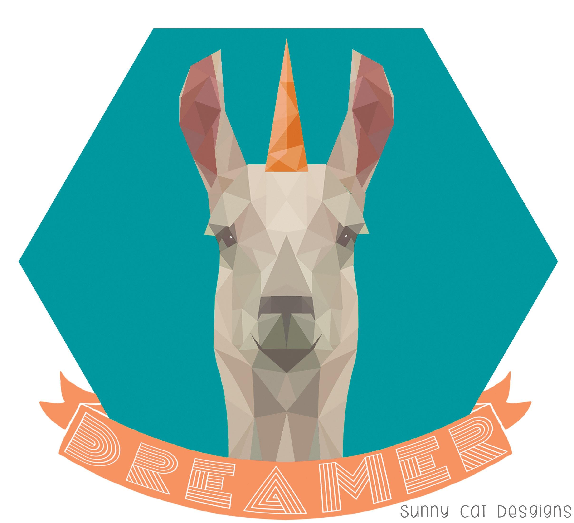 Llama-corn