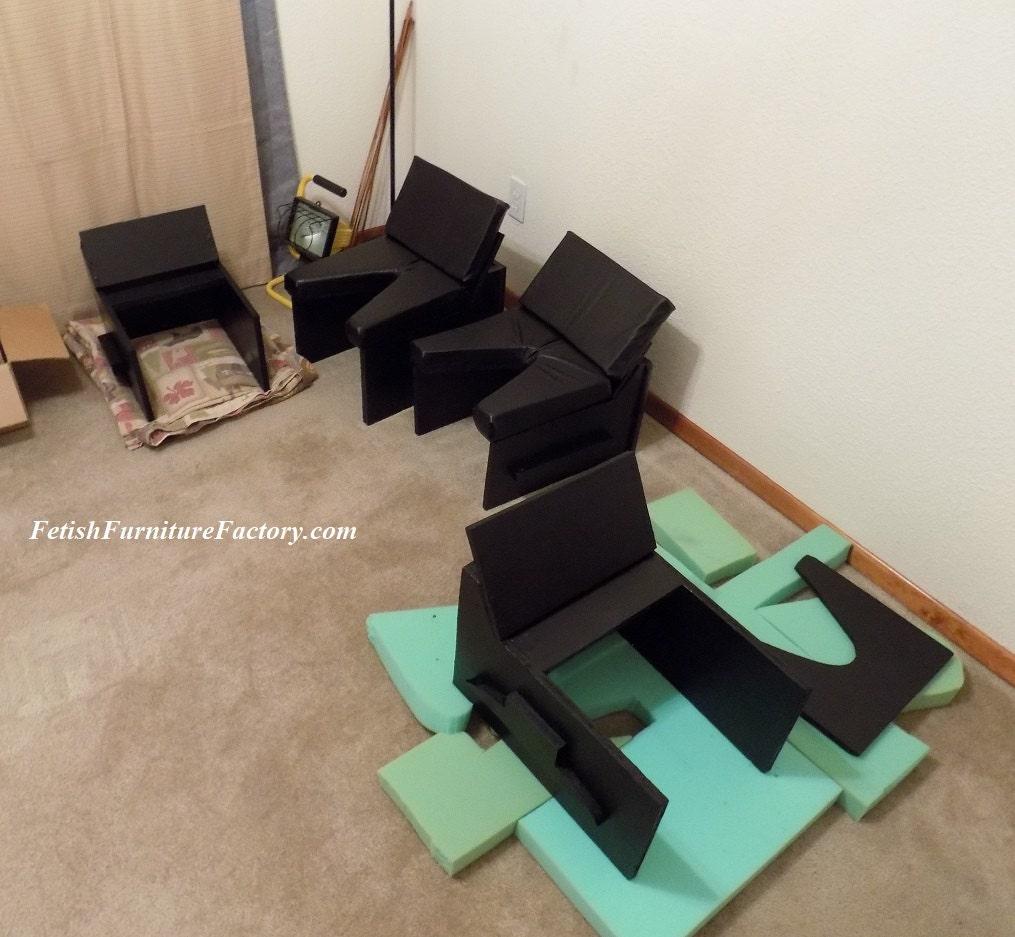 Queening Chair , Queening Stool, Face Sitting, BDSM