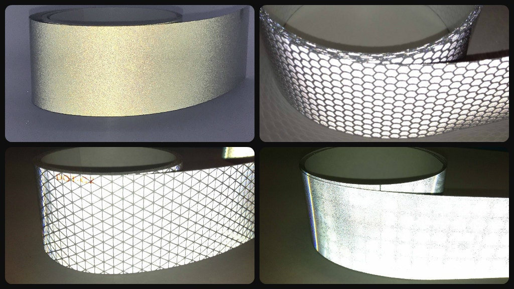 Four major types of Reflective Safety Tapes