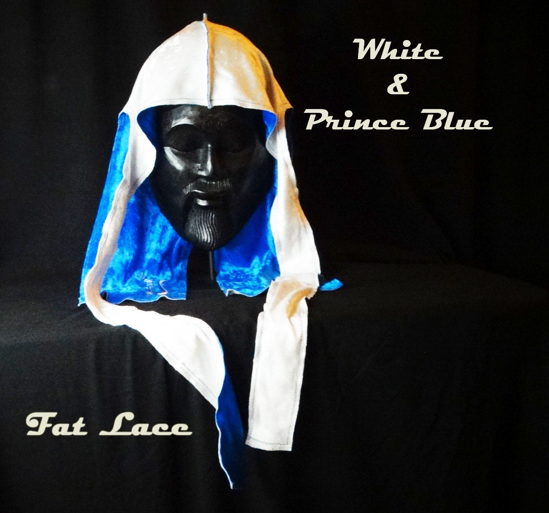Fat Lace Velvet Du-Rag Scorpion 360