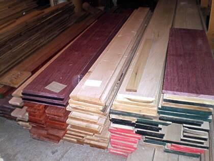 lumber woodworking