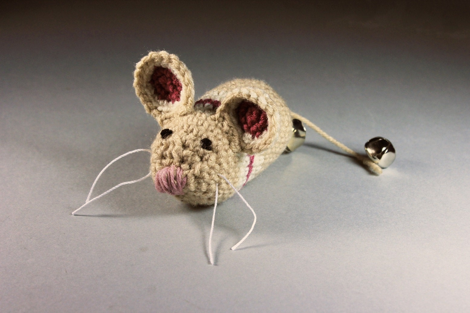 Catnip Mouse Toy, Cat Toy