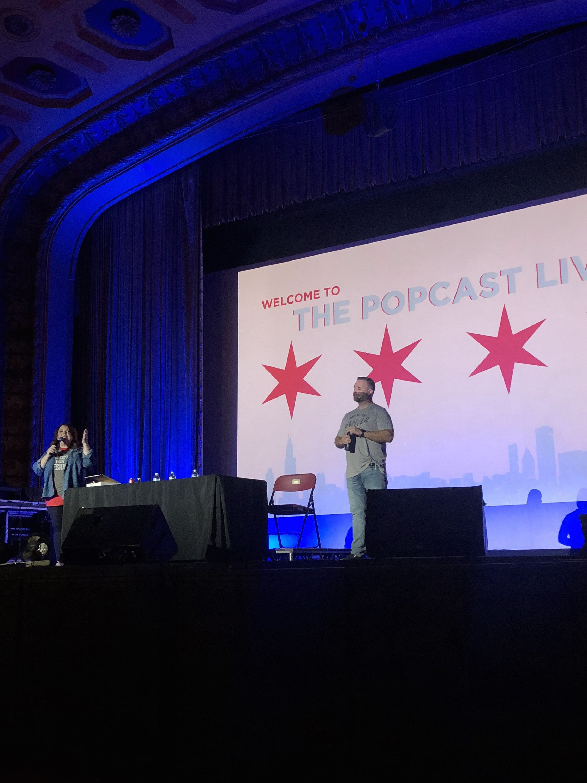 popcast live