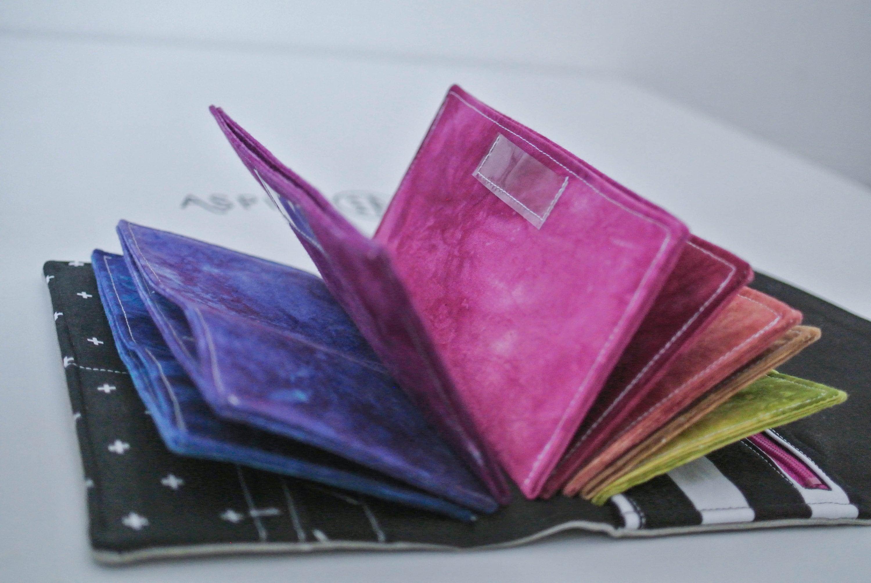 8 envelopes