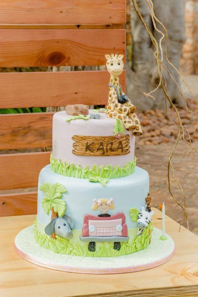 Safari Drive-By Party | Safari Drive By birthday | safari party ideas | Safari birthday party | drive by party ideas | Drive by Birthday Ideas | Drive by party decorations | Drive by Party decor | Safari Cake | Little Printables Shop