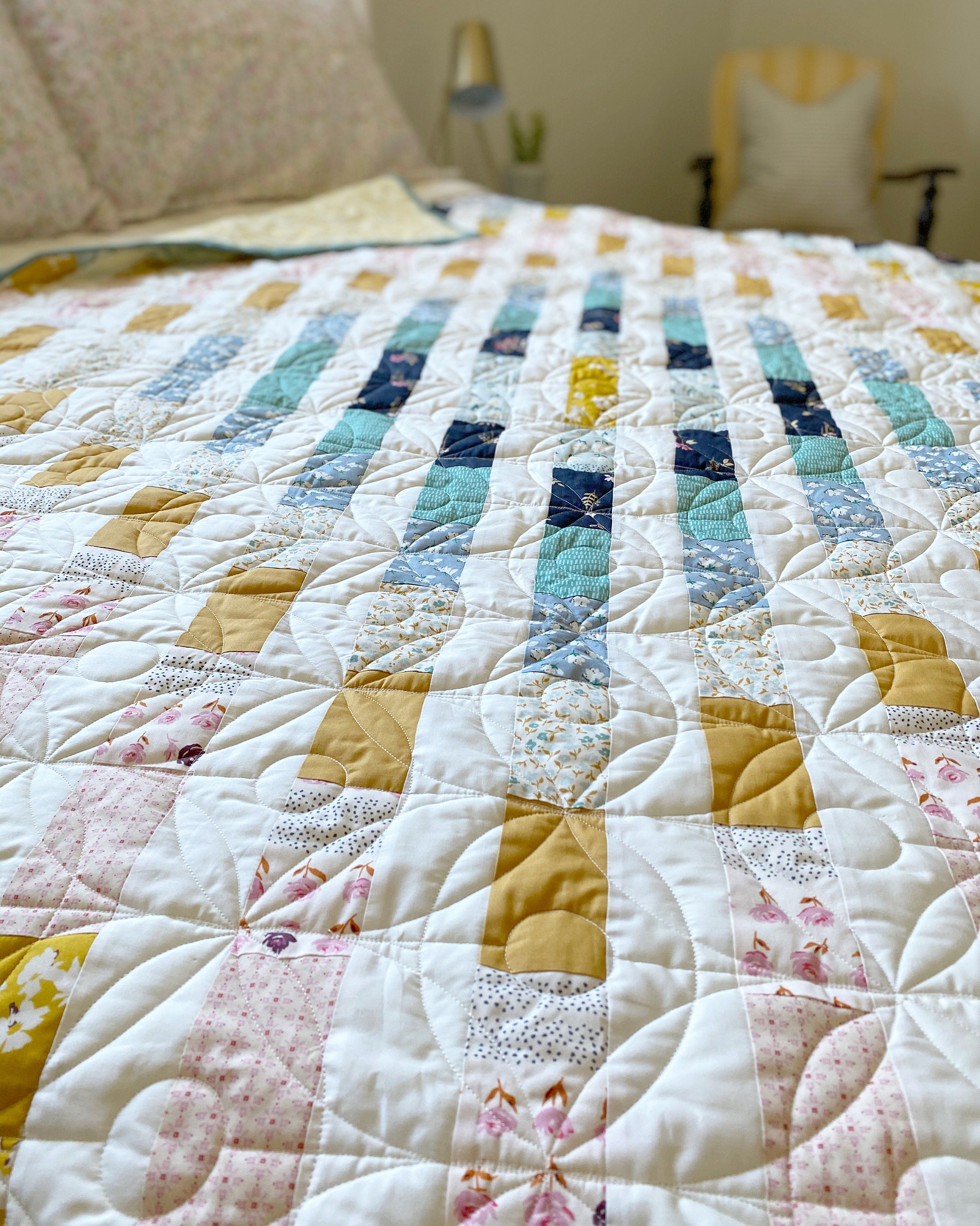 Quilting by Sweet Little Quilts