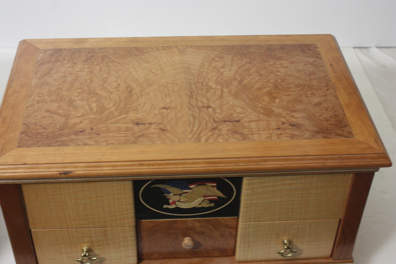 Large 3 drawer box