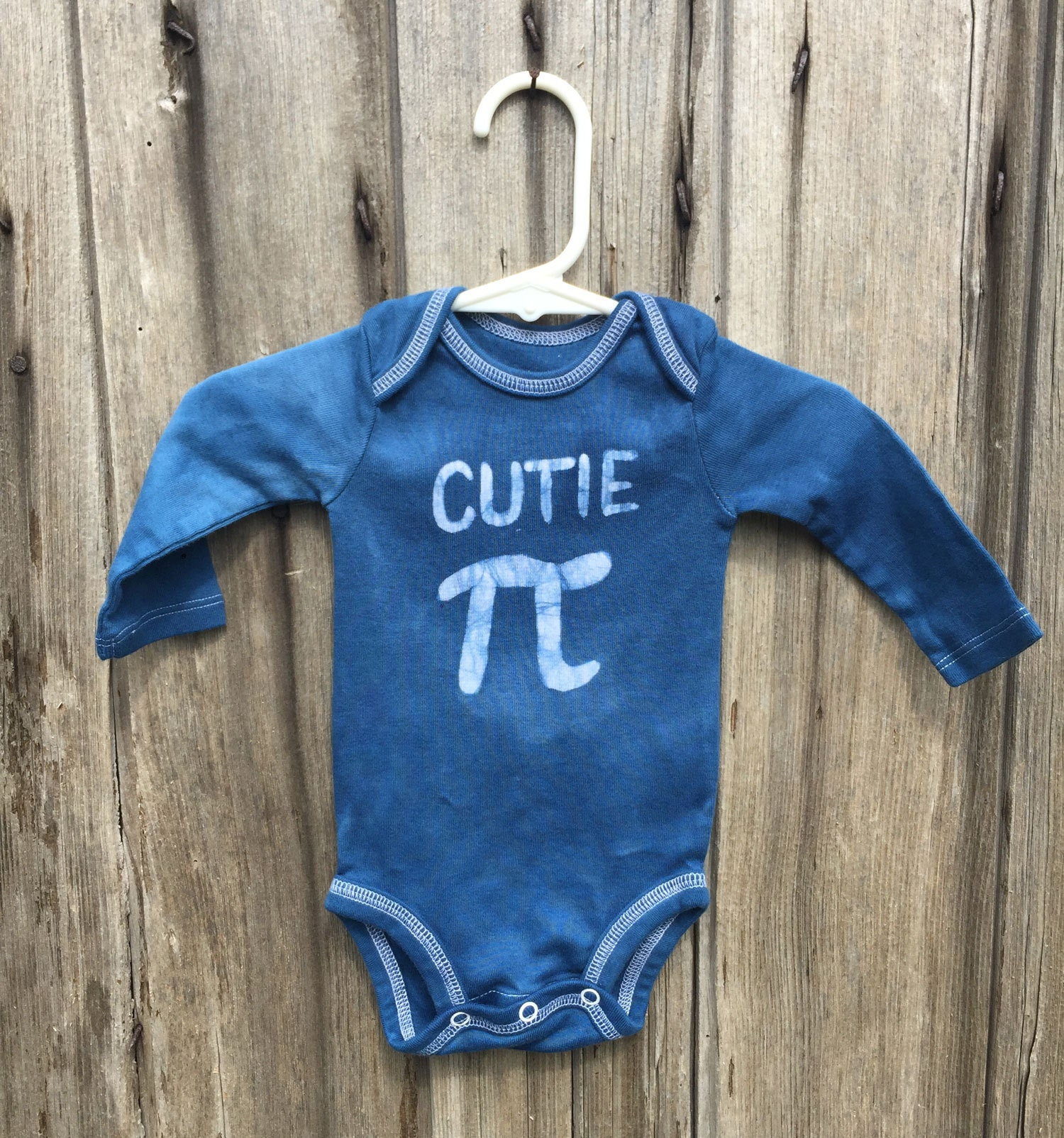 Cutie Pi, Pi Day Shirt by Peace, Baby! Batiks