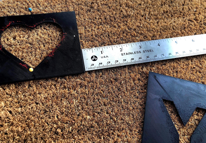 Pins/Ruler