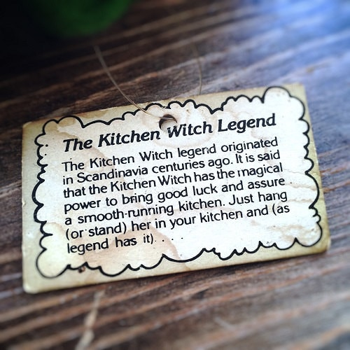 The Kitchen Witch Legend