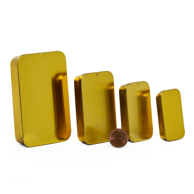 MagnaKoys® Gold Slide Tins