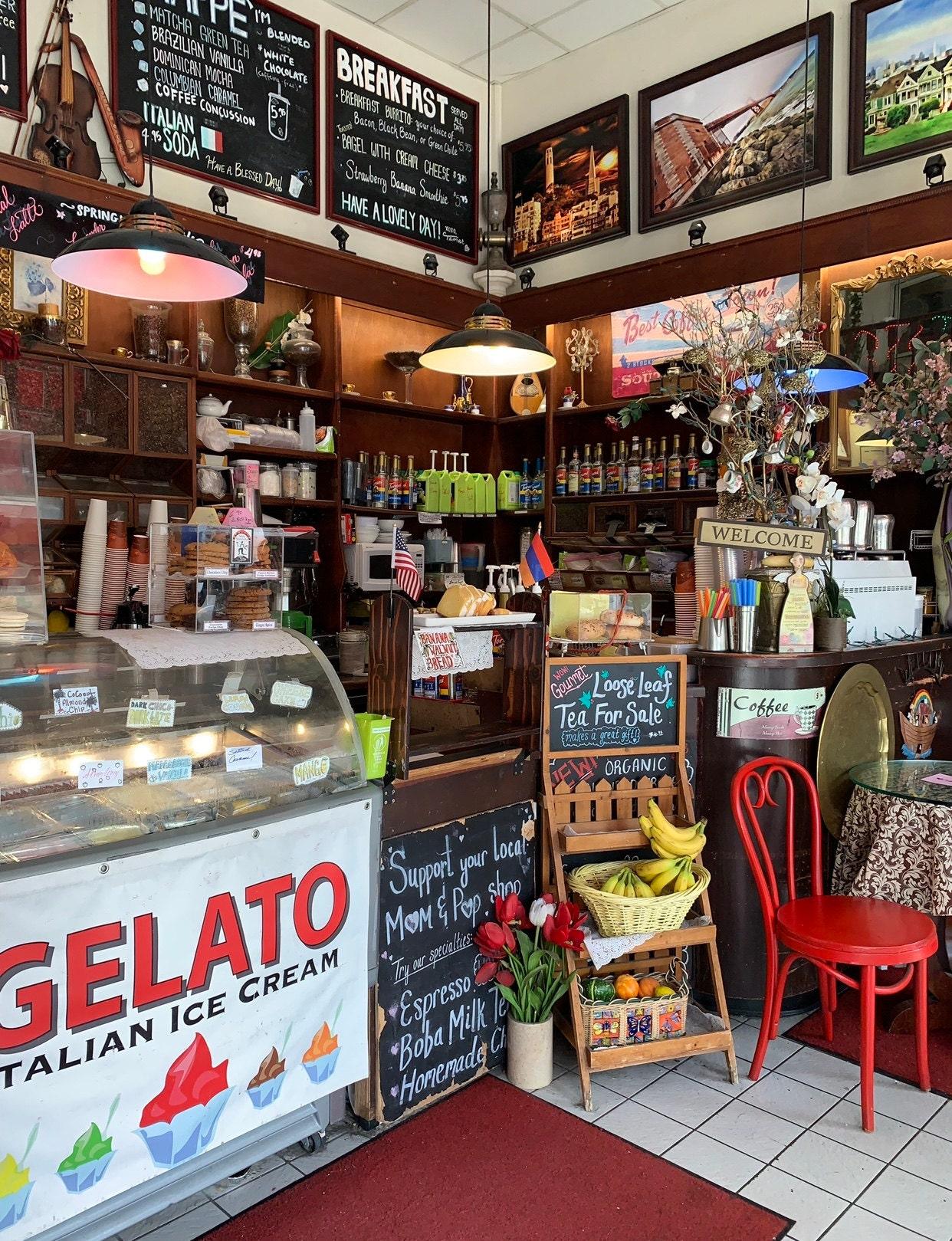 Cafe Cantata
