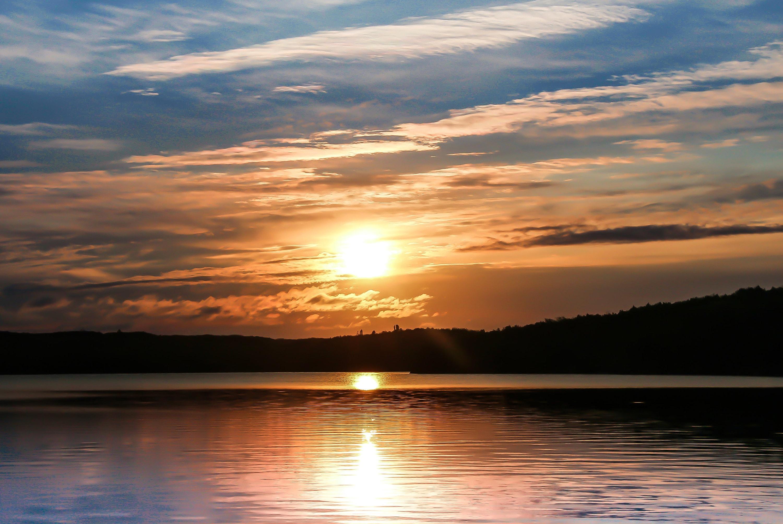 Whiteshell sunset
