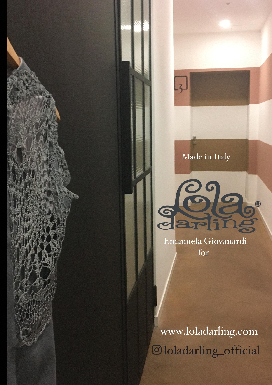 Emanuela Giovanardi Fashion Designers Lola darling. Brand Book