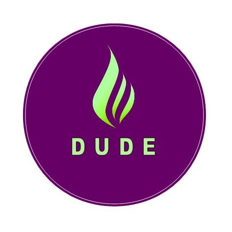 Retenez ce Logo, cest celui qui représente DUDE BOUGIES, le Must have de la Bougie made in France