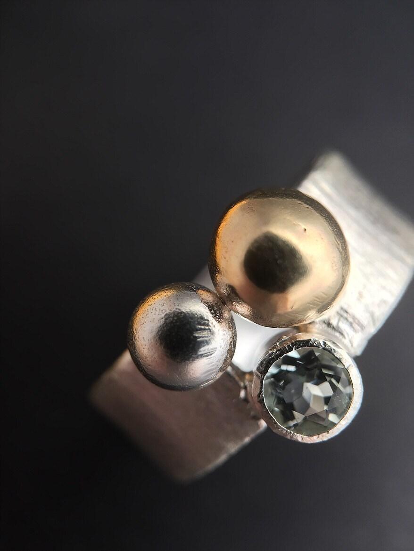 Bild eines Rings mit Details