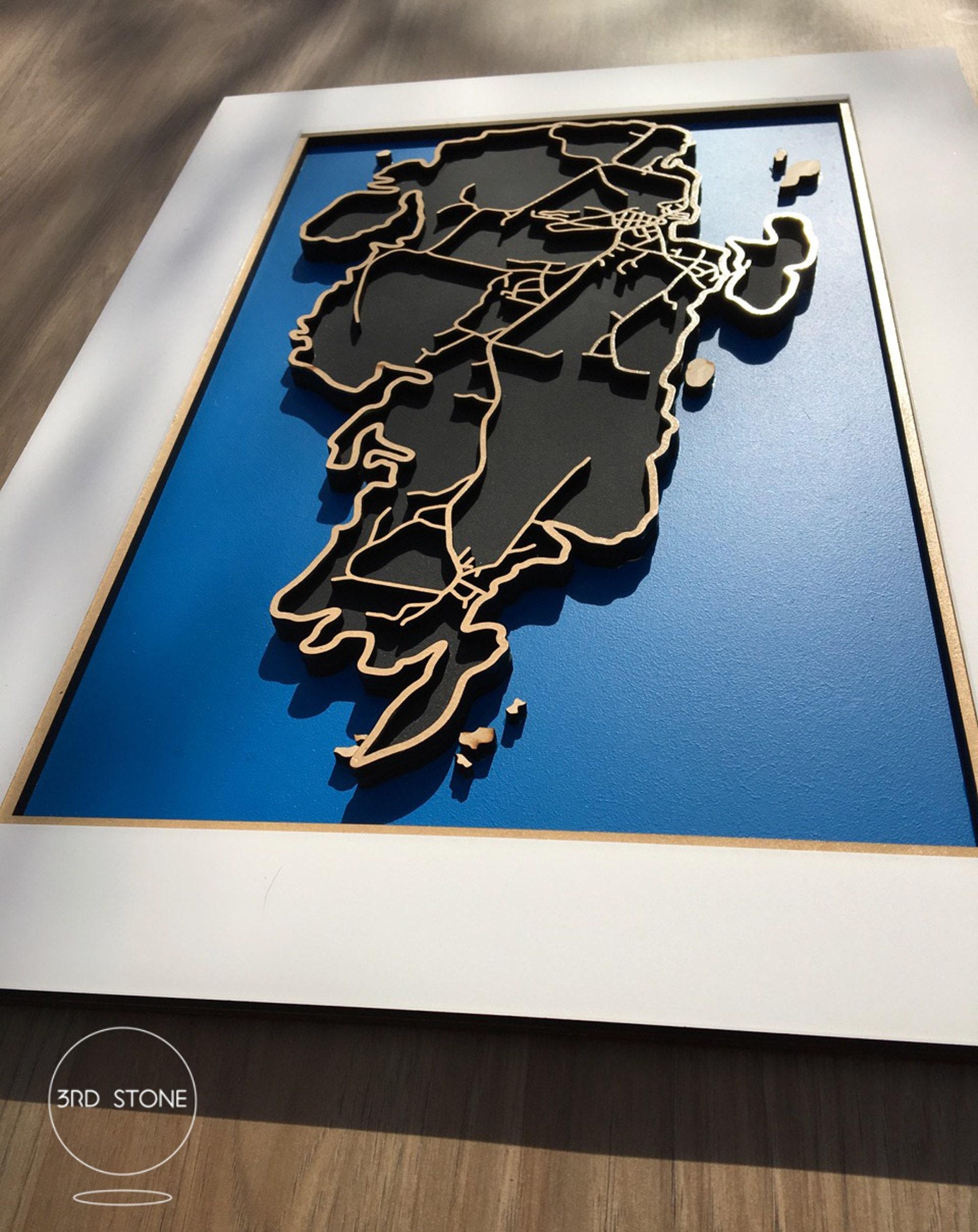 Bohus Malmon. An island of Sweden.