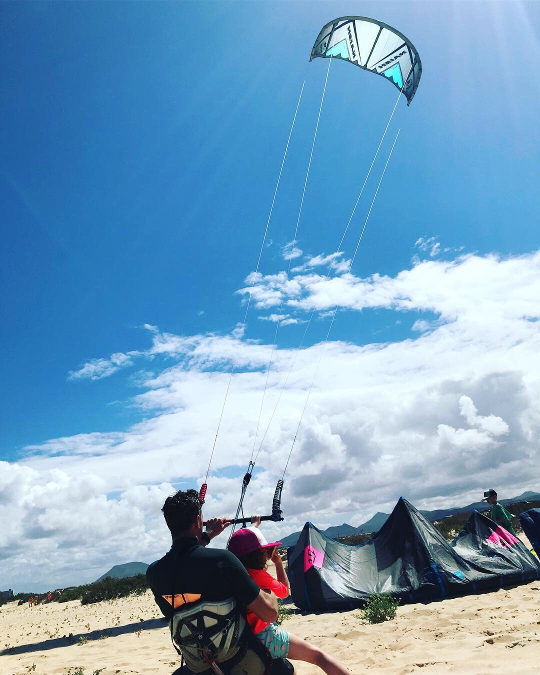 Flag Beach