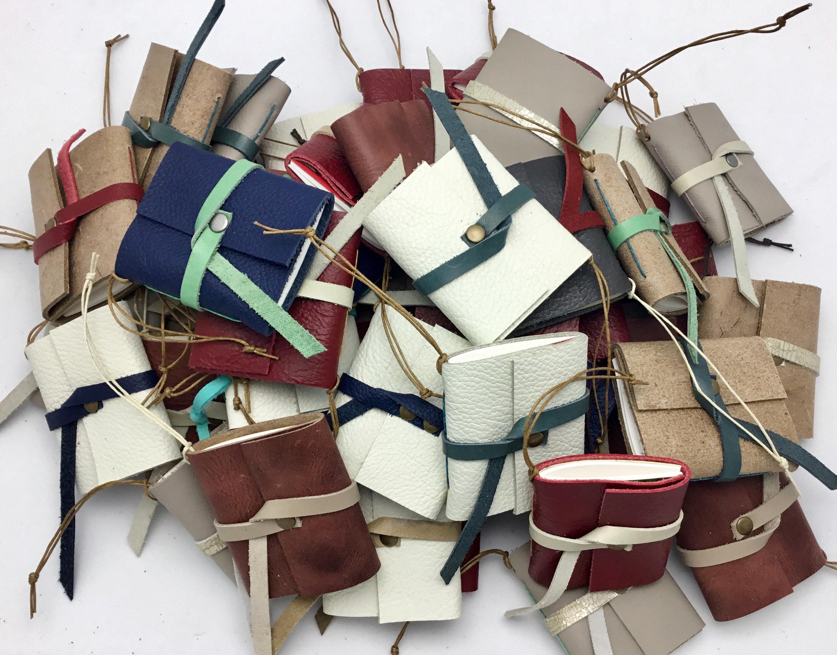 Mini book ornaments