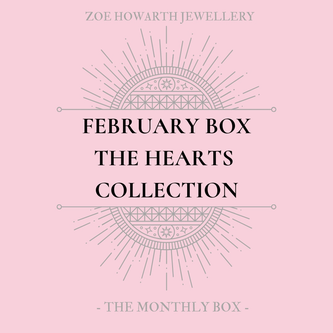 The Hearts Collection- February Monthly box