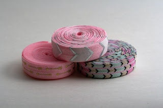 Picture of 5/8 fold over elastic