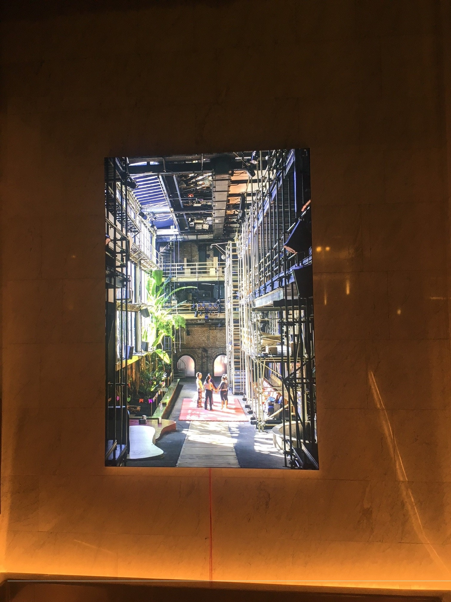 Casa de Cristal, Sao Paulo. Fundación Juan March. 2018