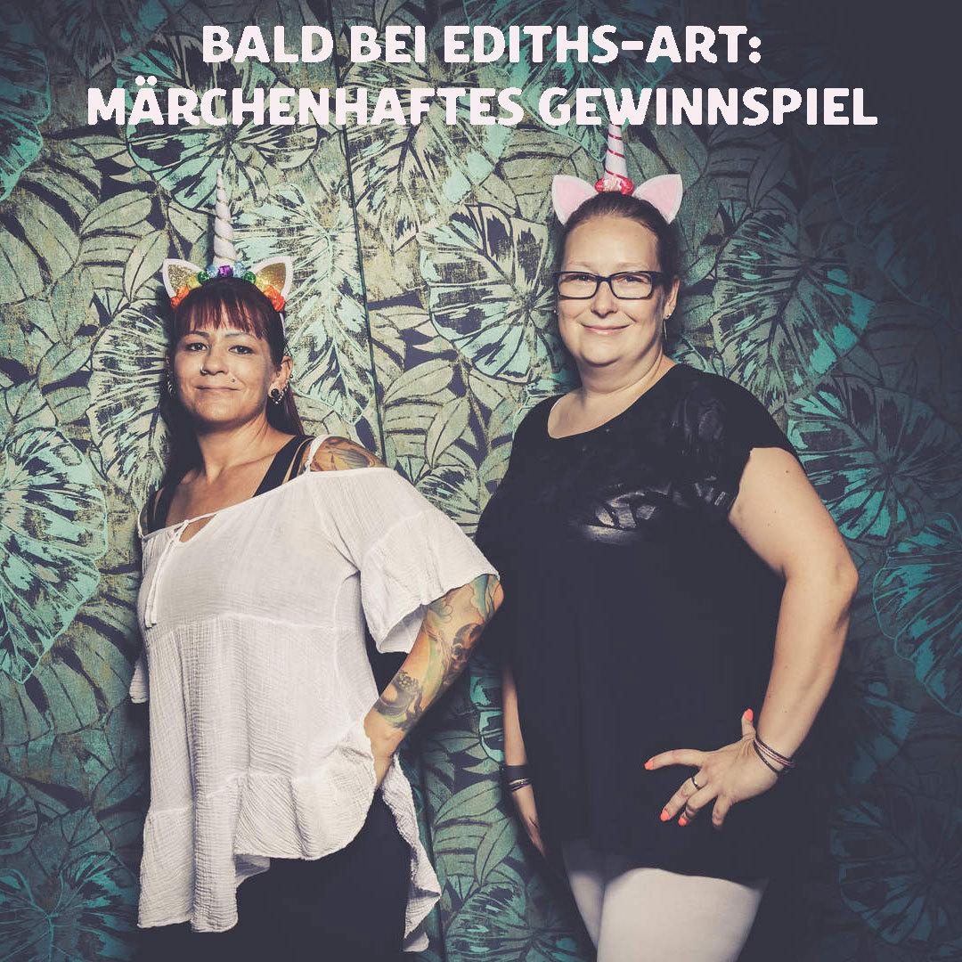 Gewinnspiel bei Ediths-Art