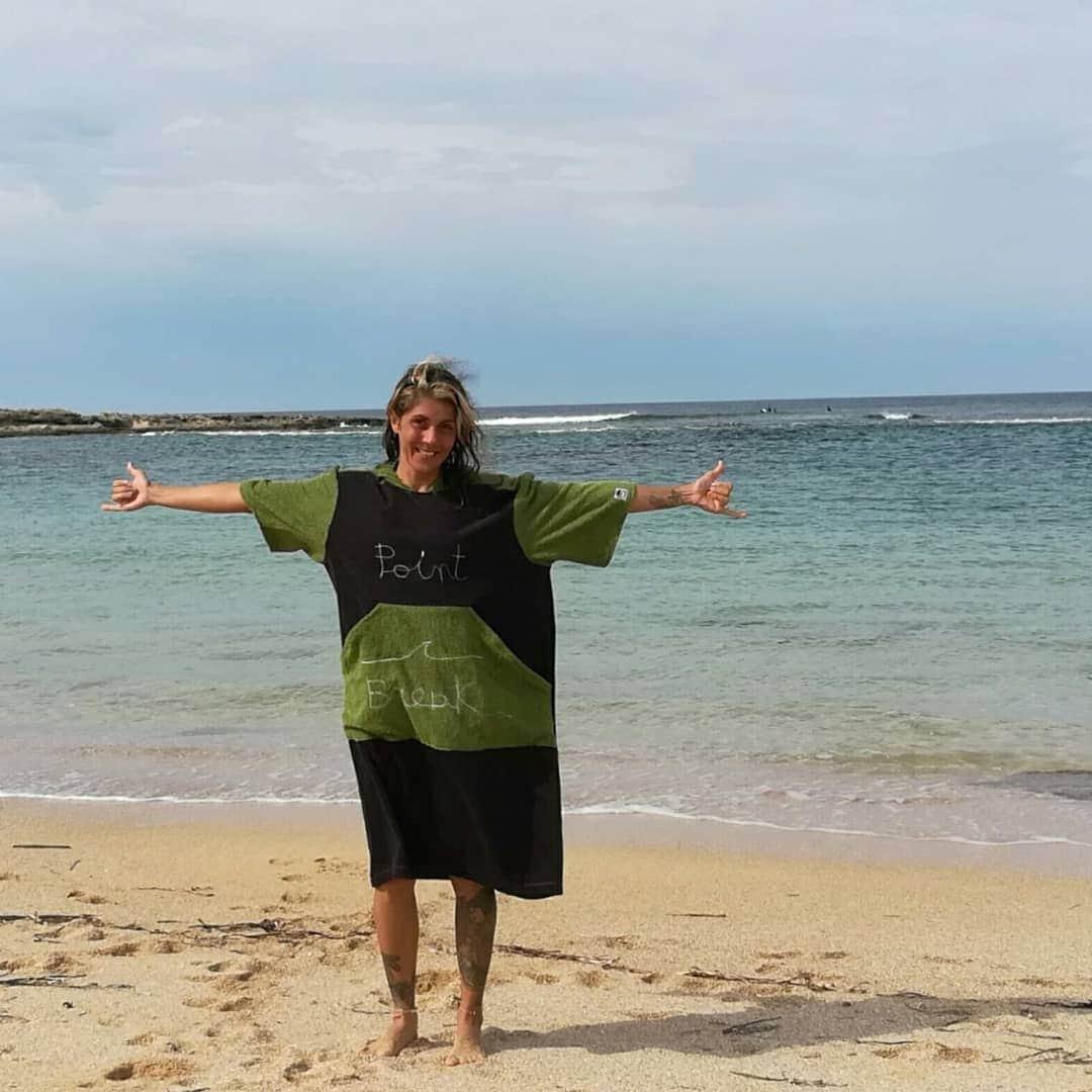 Surf Change Poncho