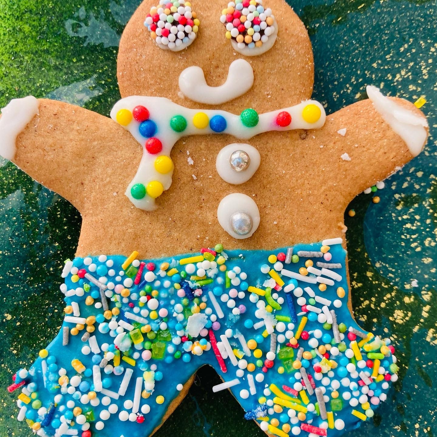 Joyful Gingerbread